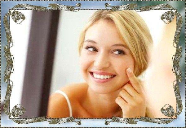 Намажьте впадины на щеках увлажняющим кремом, чтобы быстро освежить лицо после тяжелого дня.