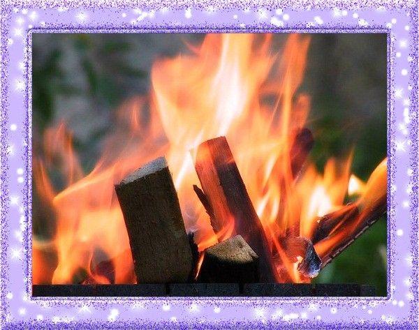 7. «Дрова». Сухая цедра лимона отлично горит. Ее можно использовать вместо бумаги для растопки камина или розжига костра.