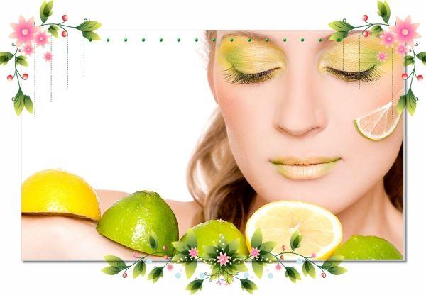 3. Лимонная маска. Смешайте лимонный сок с таким же количеством воды и протирайте этой смесью лицо два-три раза в неделю. Или смешайте лимонный сок с яичным белком, нанесите на лицо и такая маска не только очистит, но и подтянет, омолодит кожу лица и закроет расширенные поры.