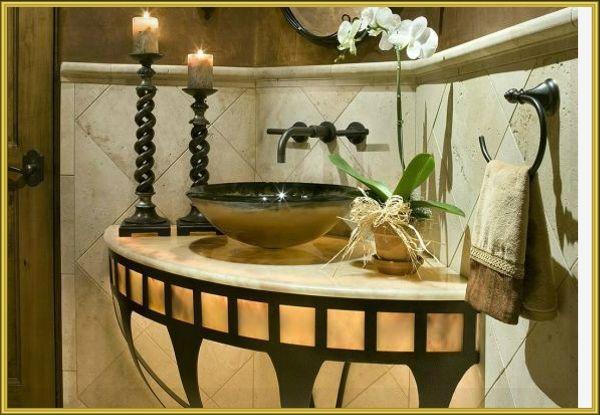 Умывальник для ванной.