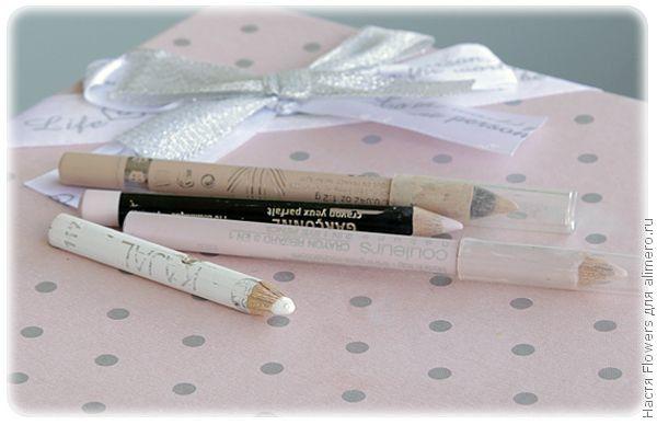 Распахиваем взгляд: карандаши для водной линии