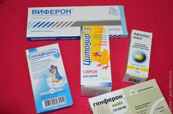 Противовирусные препараты для детей: есть ли от них толк?