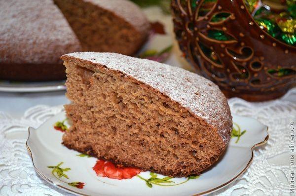 ягодный пирог из варенья рецепт