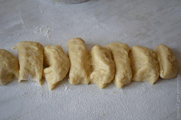 колобушки на сметане рецепт