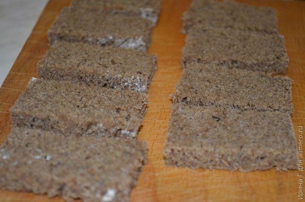 тартинки с сельдью рецепт