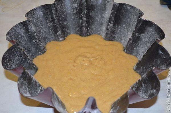 медовый кекс рецепт
