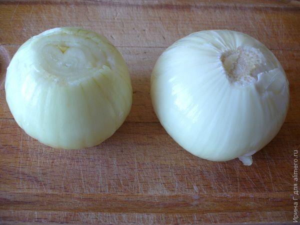 шашлык в луково-кефирном маринаде