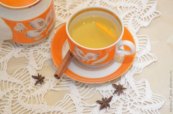 чай рецепт
