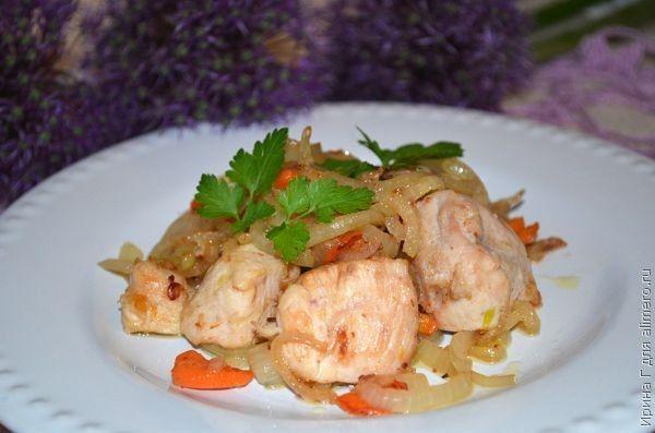 Рецепты на блюда из тыквы
