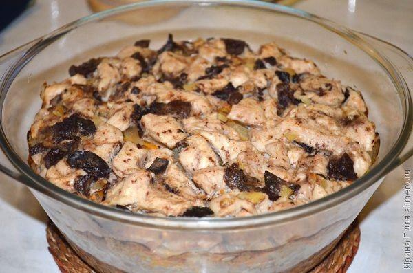 гречка с курицей рецепт