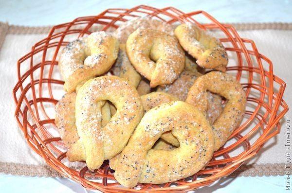 простое печенье рецепт