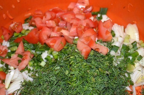 приправа для супа рецепт