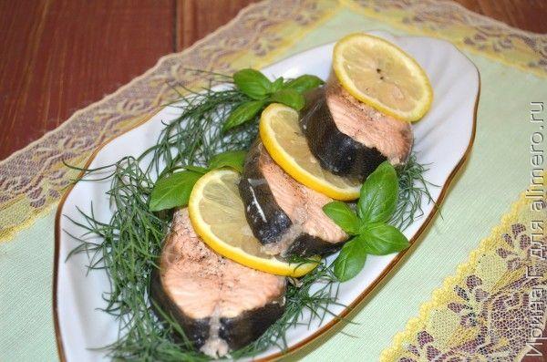 отварная рыба рецепт