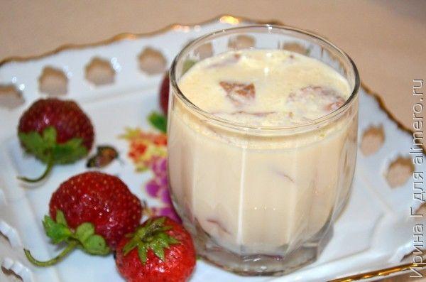 Ряженка из молока приготовить в домашних условиях