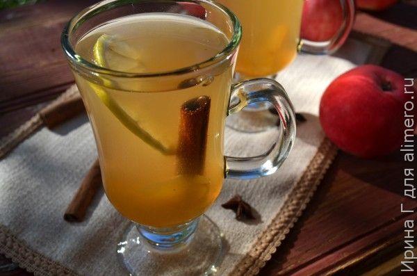 безалкогольный глинтвейн рецепт