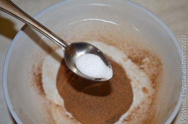 грибной порошок рецепт