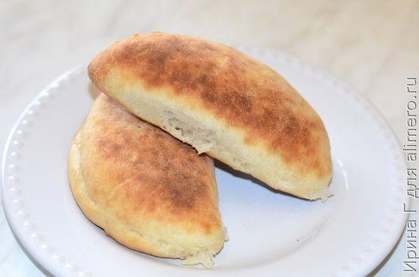 пироги с начинкой из яблок