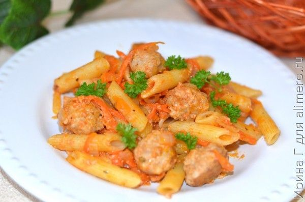 макароны по-флотски рецепт