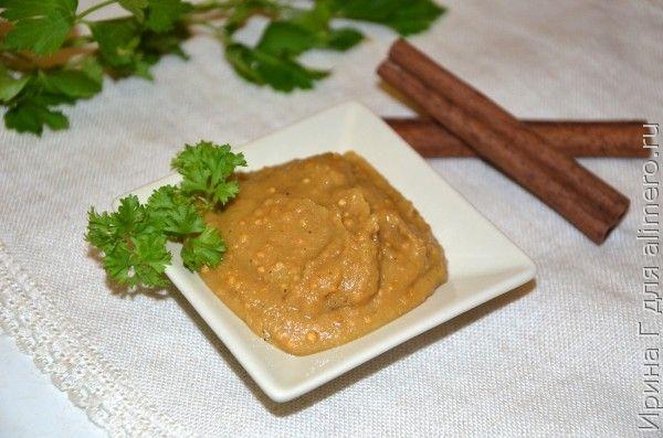 дижонская горчица рецепт