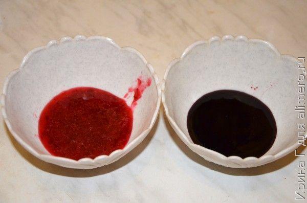 ягодный кисель рецепт