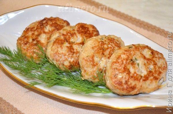 котлеты из свинины и кабачков рецепт