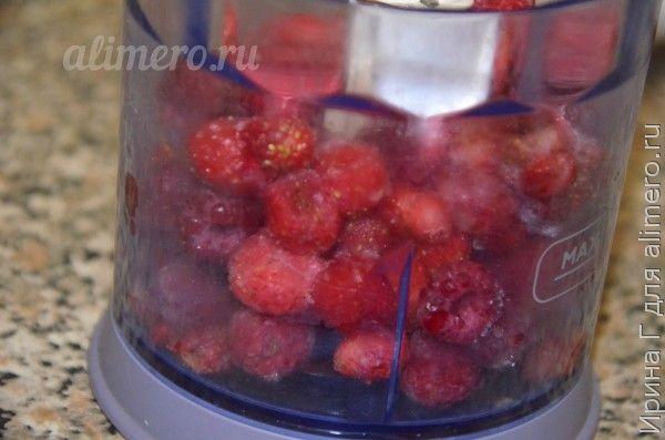 смузи из ягод рецепт