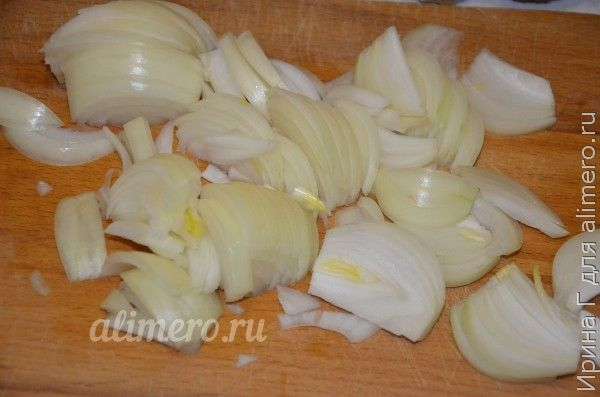 котлеты тушеные с овощами