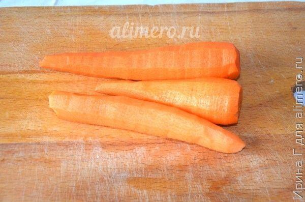 алат из капусты и моркови