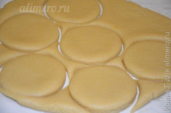 песочное печенье рецепт