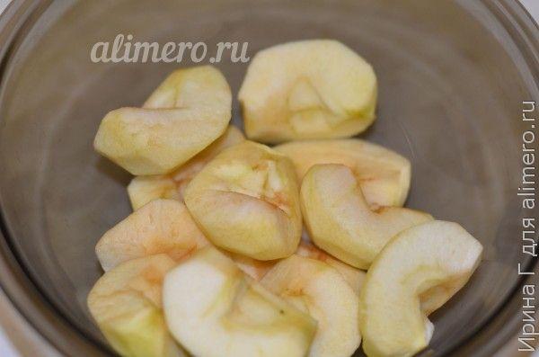 фруктово-ягодный десерт с творогом