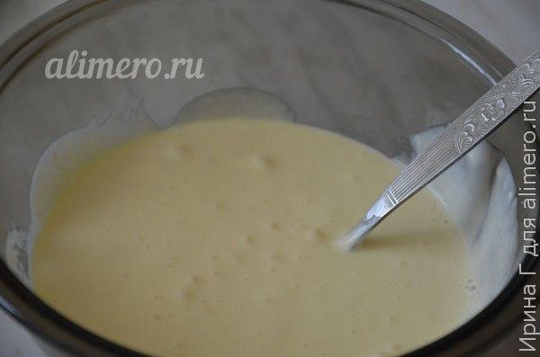 ленивый пирог рецепт