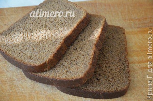 бутерброды с творогом и огурцом