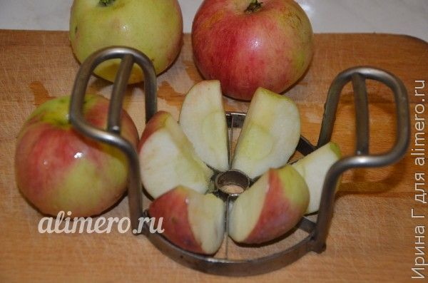 повидло из яблок и слив