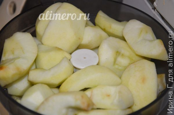 яблочный пирог рецепт