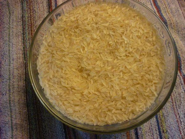как похудеть на рисе