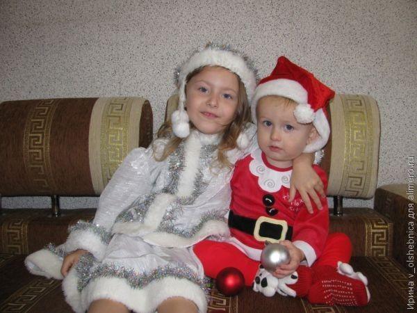 Наши семейные новогодние традиции