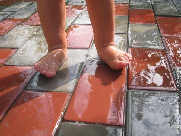 Наши первые шаги. Как научить ребенка ходить