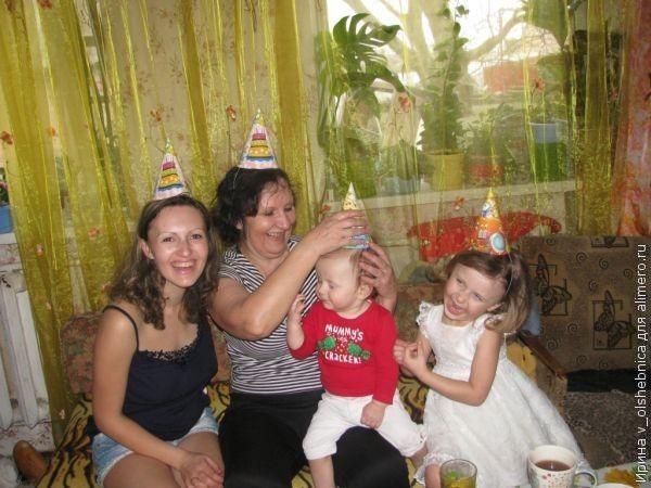 Как мы решили отмечать дни рождения детей