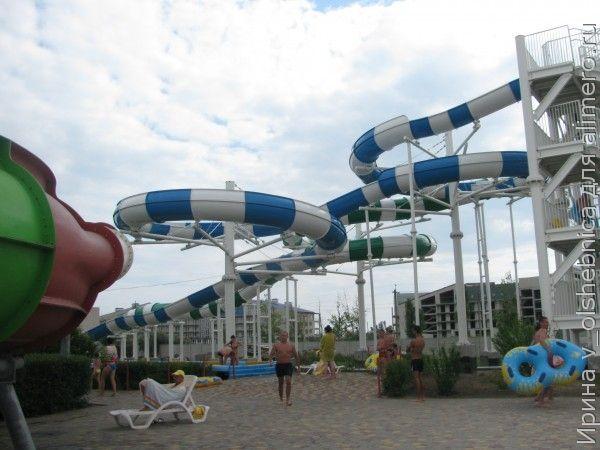 аквапарк  фото
