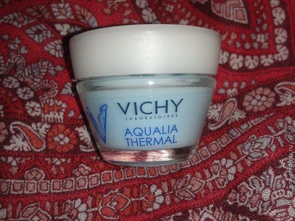 Ночной крем для лица Vichy Aqualia Thermal Ночной СПА-ритуал