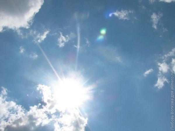 Осторожно: солнечный удар!