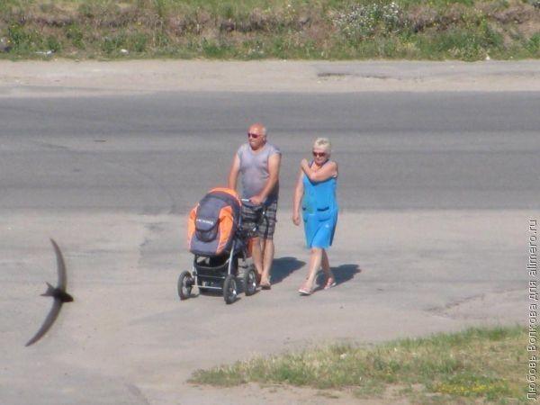 Непростые отношения с бабушкой...