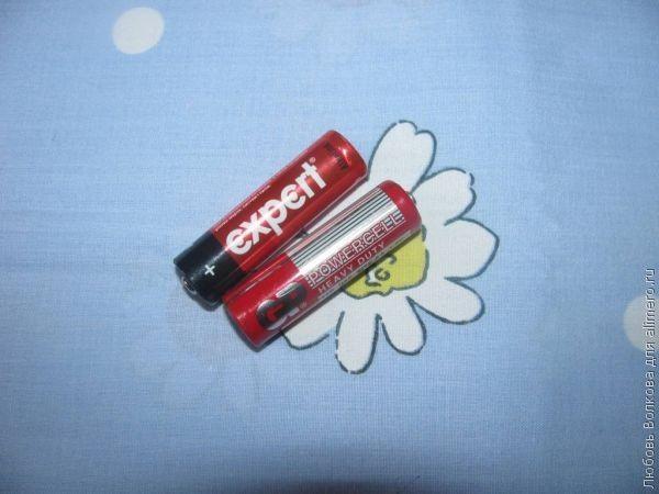 У любви села батарейка...