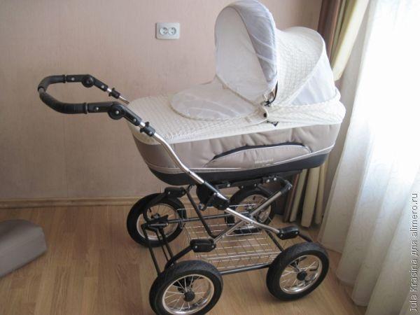 5 требований к коляске для новорожденного