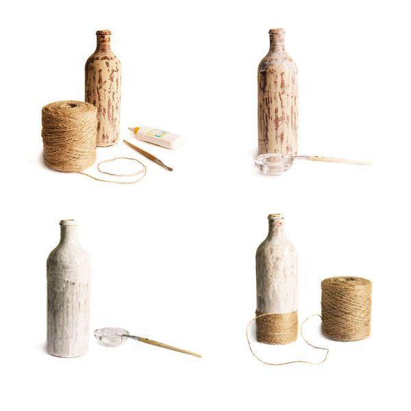 Толщина слоя клея должна соответствовать толщине веревки - если вы будете использовать тонкие нитки - слишком толстый слой не нужен.