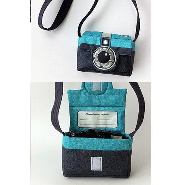 Оригинальная сумка, не правда ли? Выкройка для нее представлена на следующем фото.