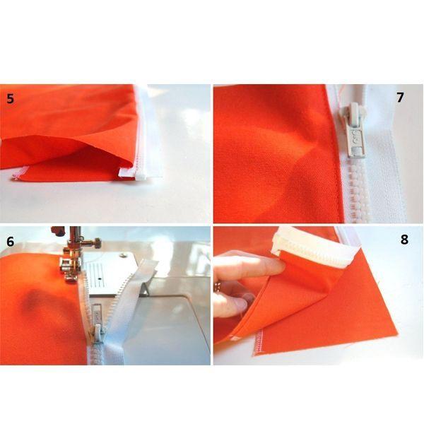 Прошивать швы нужно на 2-3 раза, ведь они должны будут держать содержимое сумки, а если сделать один шов, то он при нагрузке может расползаться и становиться не красивым, причем в исходное положение его вернуть будет уже не возможно.