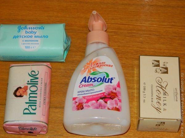 Каким мылом пользоваться: жидким или обычным