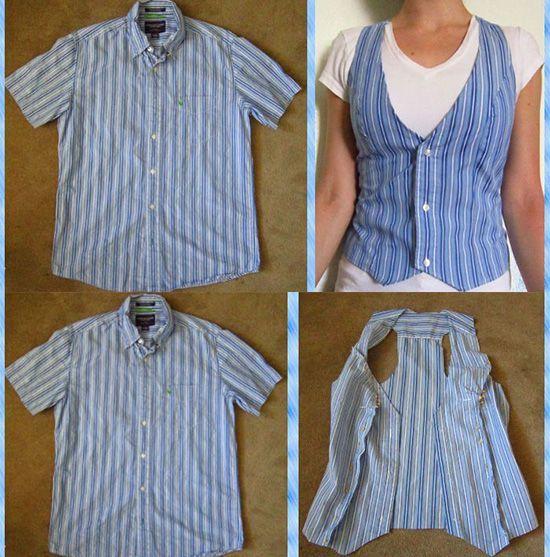 Как разнообразить гардероб. Мастер-класс №3