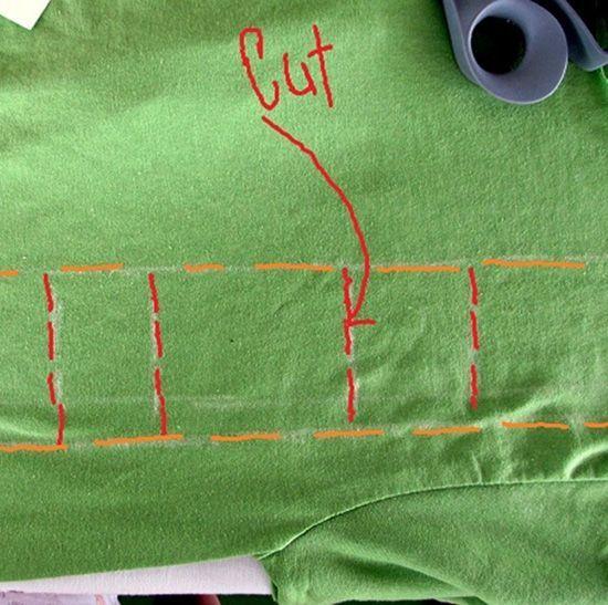 Как разнообразить гардероб. Мастер-класс №5